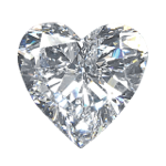 heart lab diamond