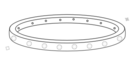 men's wedding ring illustration