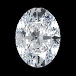 oval lab diamond