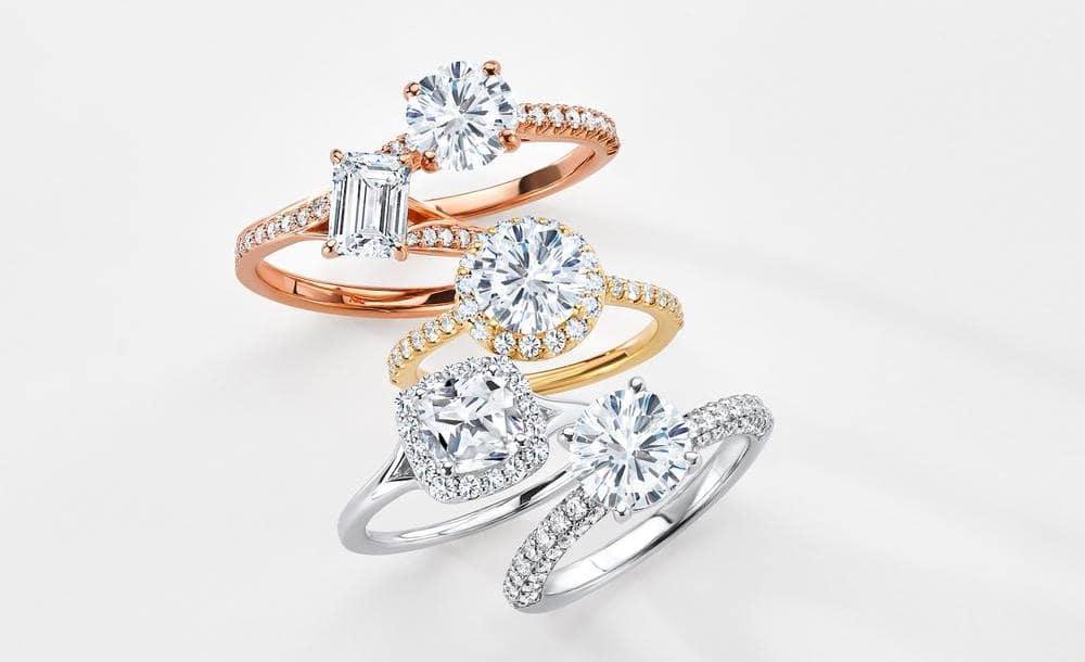 Diamond Visual Size
